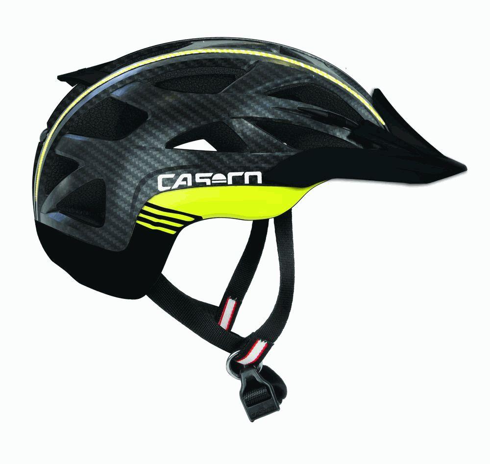 activ 2 carbon black neon l 58 62cm casco fahrradhelm. Black Bedroom Furniture Sets. Home Design Ideas
